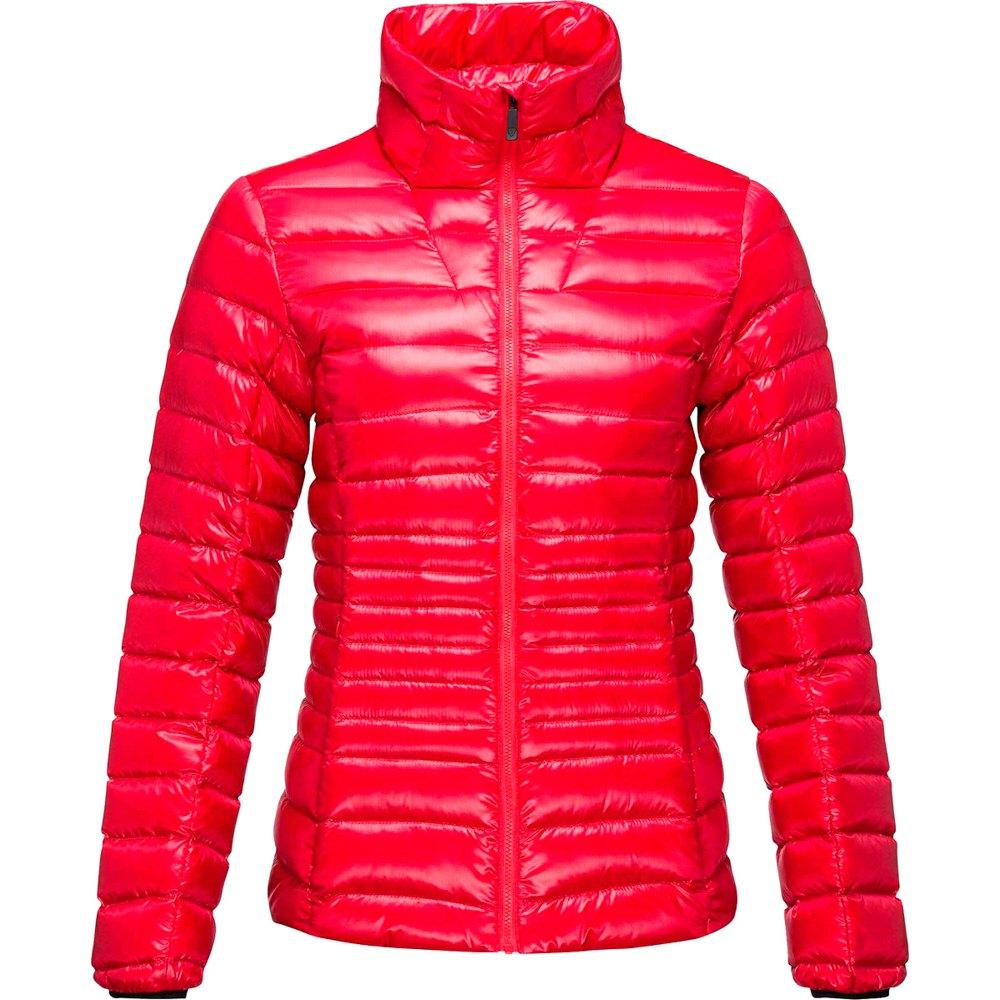 Rossignol Light Down Jacket M Coral