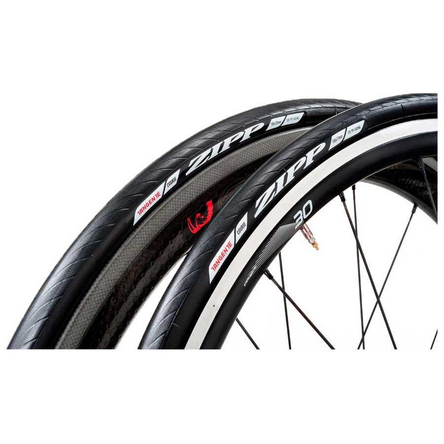 Zipp Copertone Strada Tangente Course 700 x 25C Black