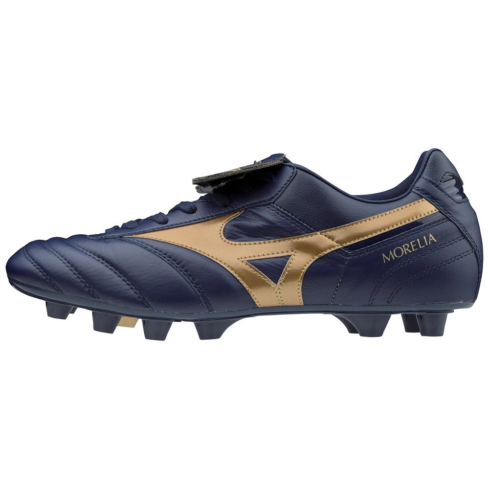 Mizuno Morelia Ii Japan Md Football Boots EU 44 Blue Depths / Gold