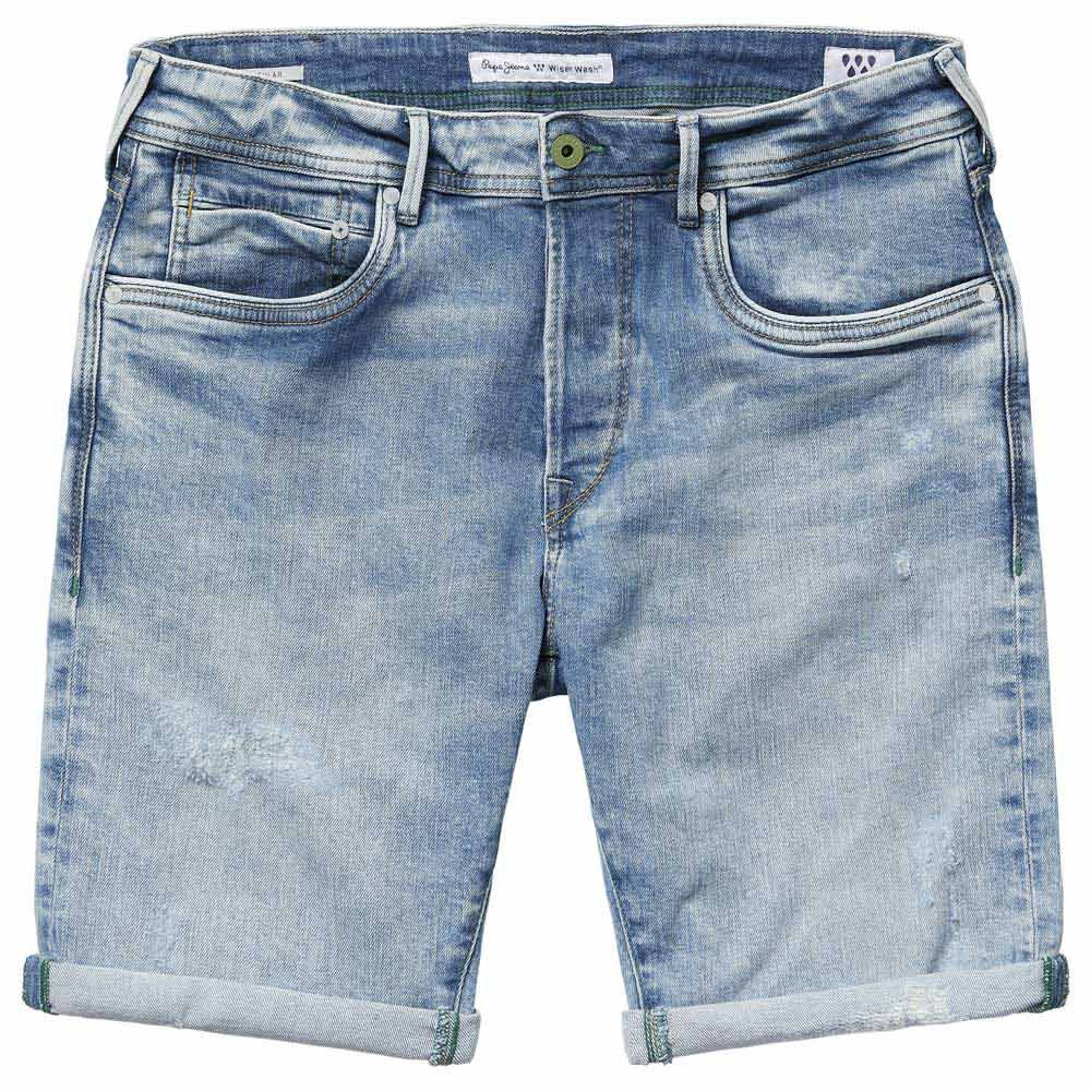 Pepe Jeans Stanley Distressed Eco 38 Denim