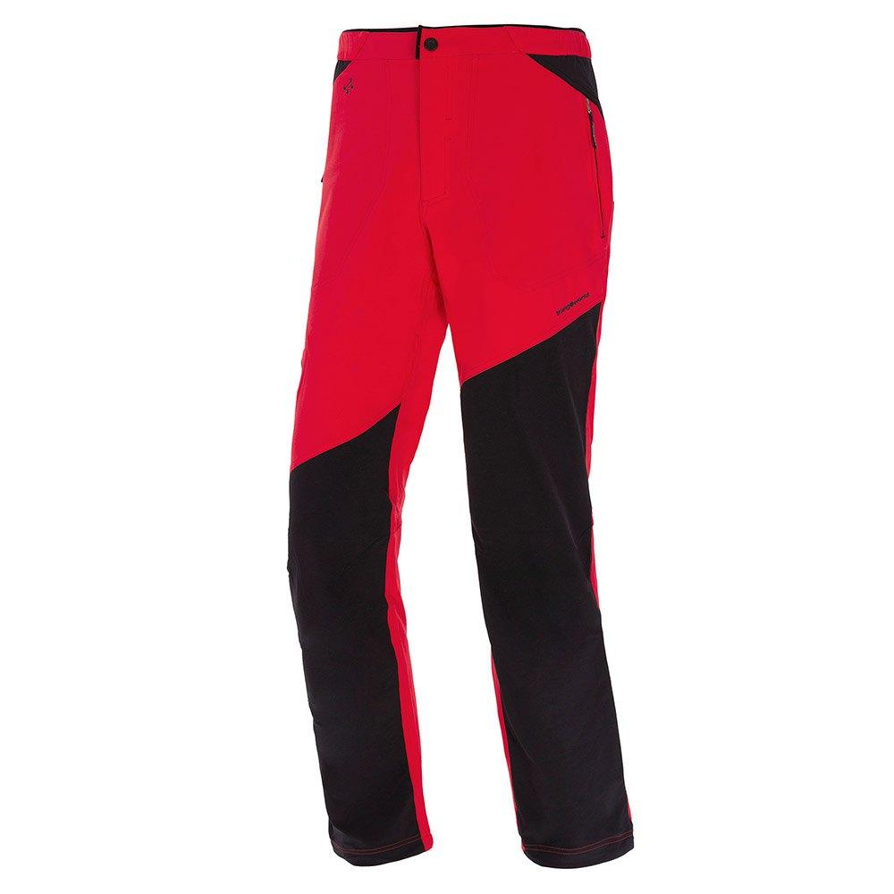Trangoworld Buron Pants Regular XXL Red / Black
