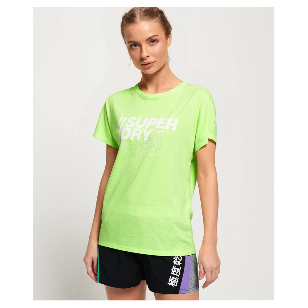 Superdry Core Sport S Lemonade