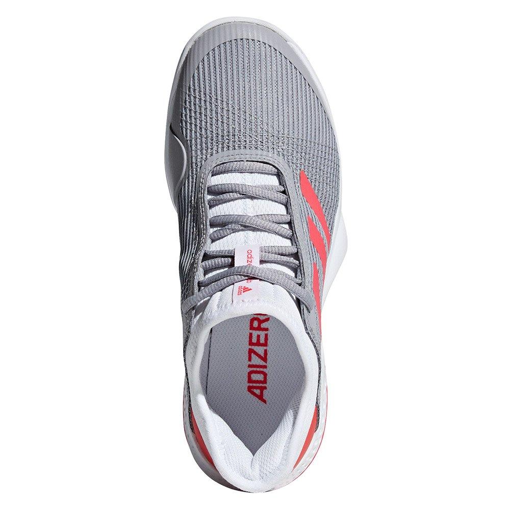 sélection premium 75855 ea7ee Détails sur Adidas Adizero Club Noir T68527/ Baskets Femme Noir , Baskets  adidas , tennis