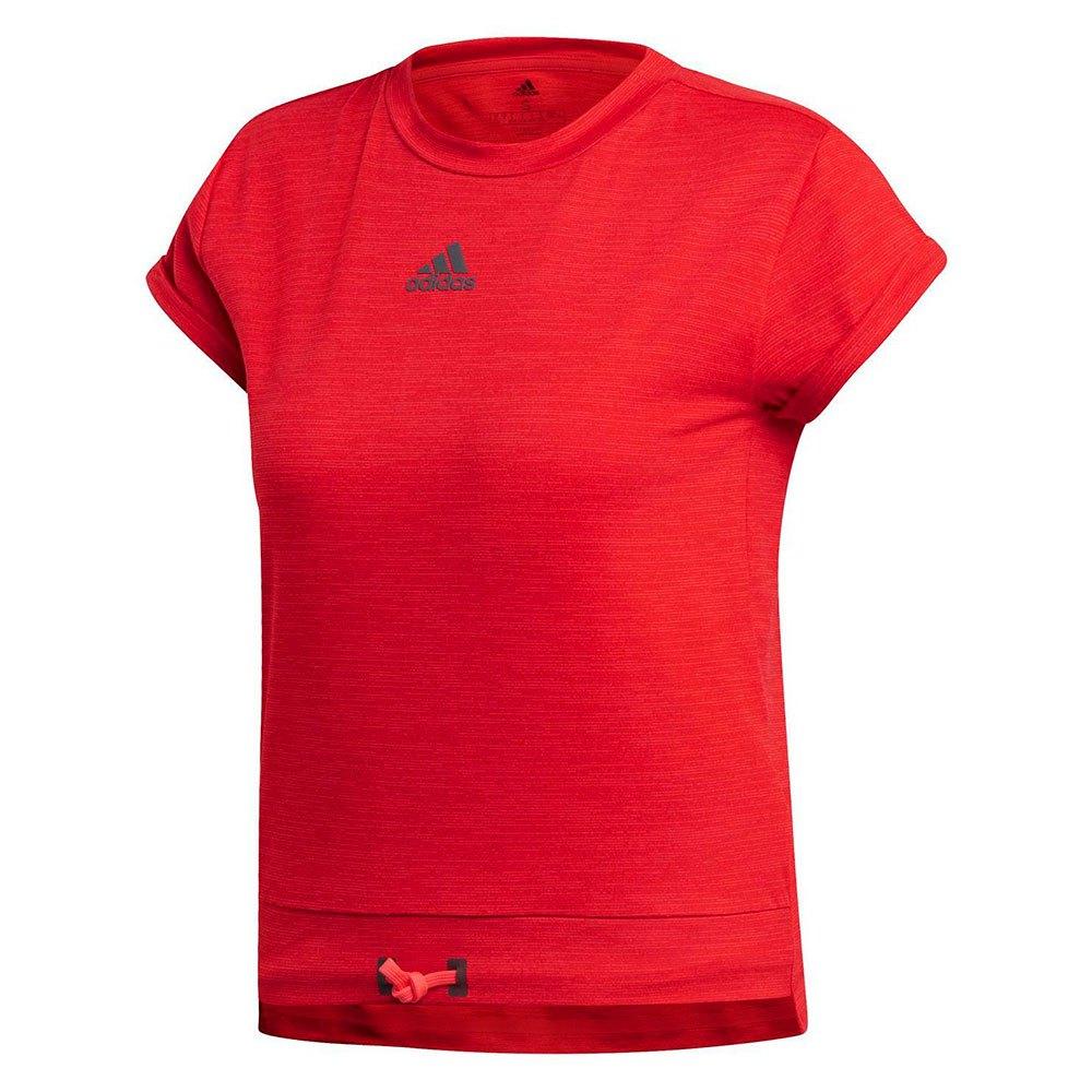 Adidas T-shirt Manche Courte Match Code XS Red