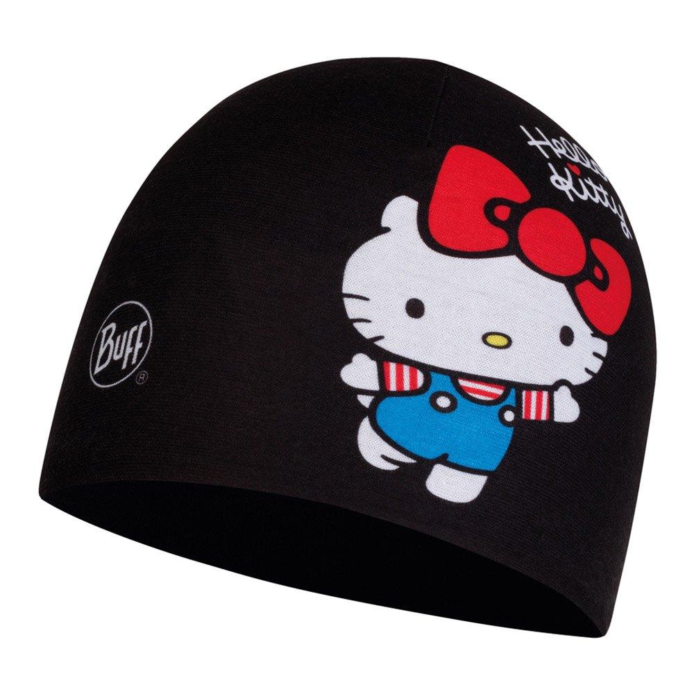 Buff ® Hello Kitty Microfiber Polar One Size 45th Black / Black Fleece