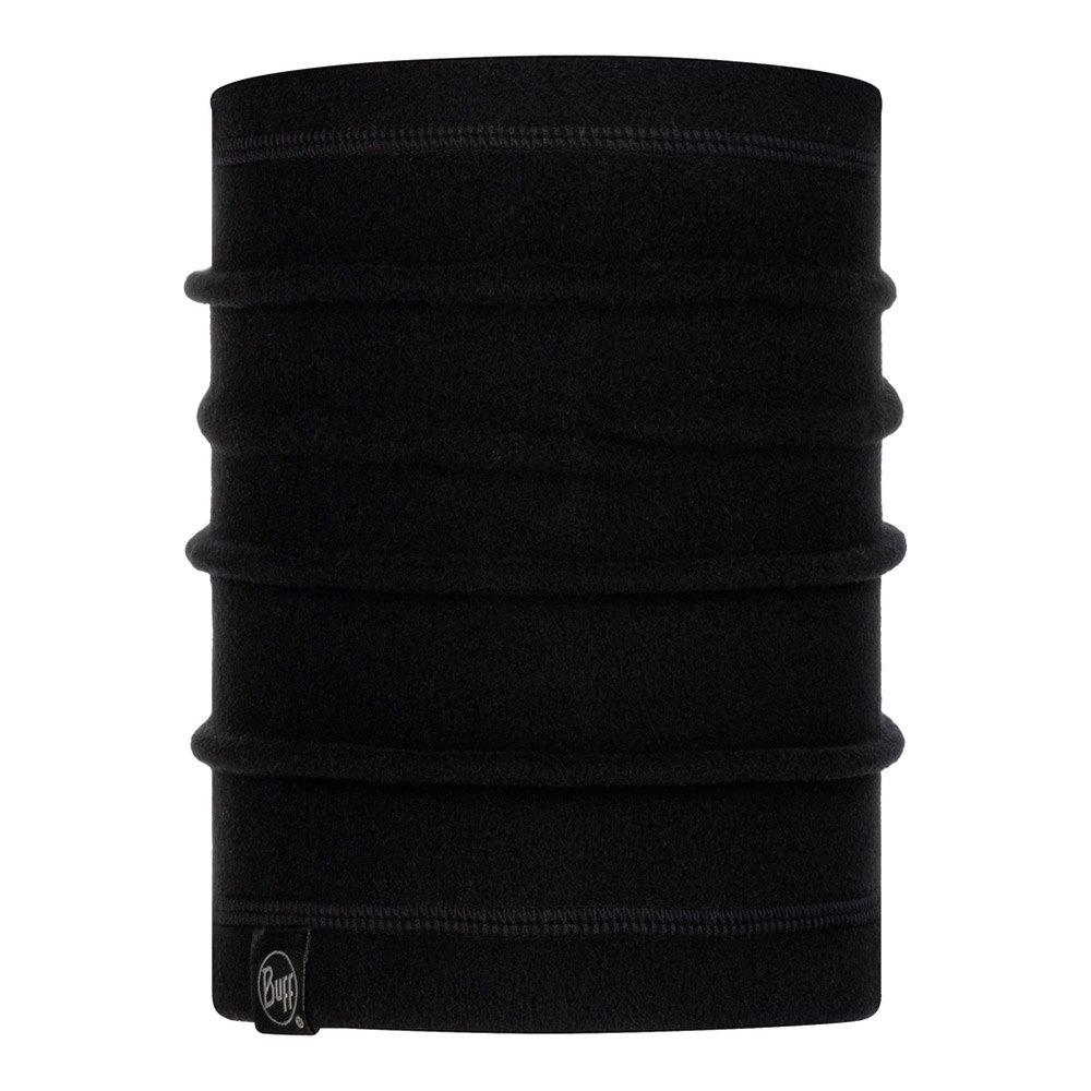 Buff ® Polar Neckwarmer One Size Solid Black / Black