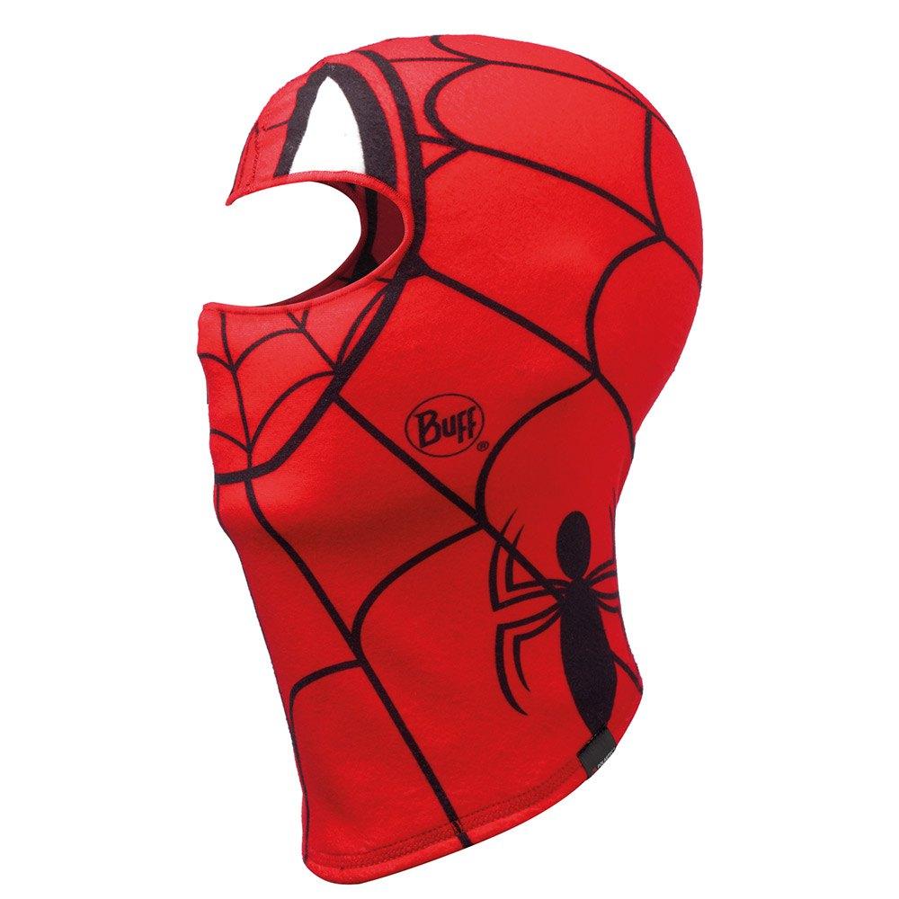 Buff ® Superheroes Polar Balaclava One Size Spidermask Red / White