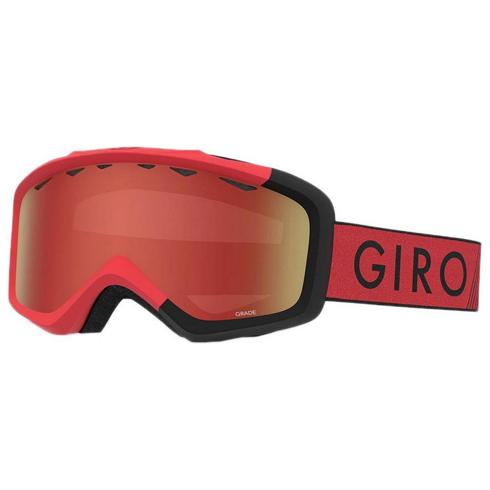 Giro Masque Ski Grade AR 40/CAT2 Red / Black Zoom