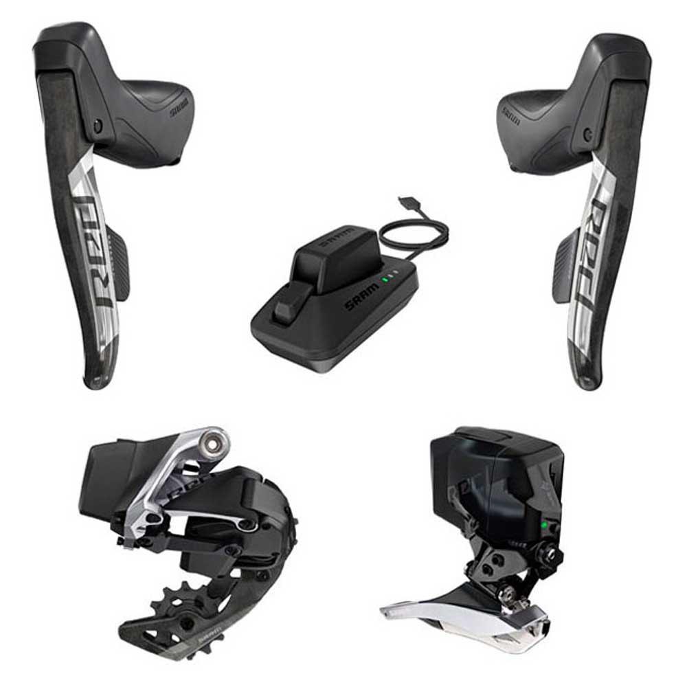 Sram Red E-tap Axs 2x Brake Kit One Size Black