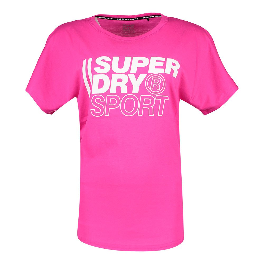 Superdry Core Sport S Super Pink