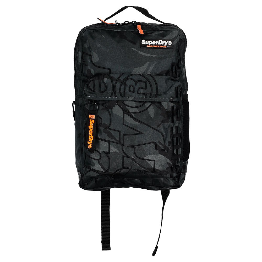 Superdry Academic Backpack One Size Wet Look Camo