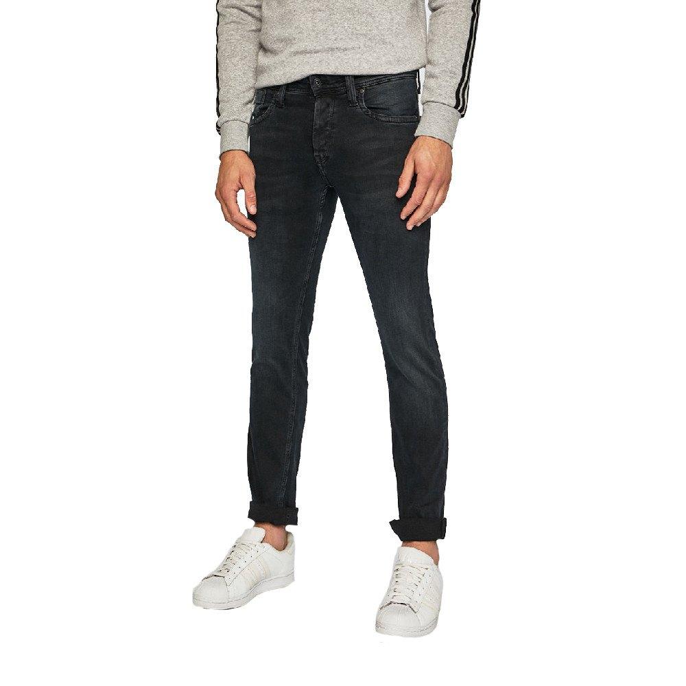 Pepe Jeans Cash Pantalones Ropa Mujer Gris Ebay