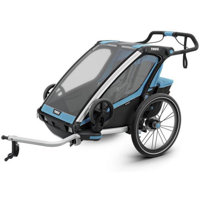 Remolques y carritos Chariot Sport 2