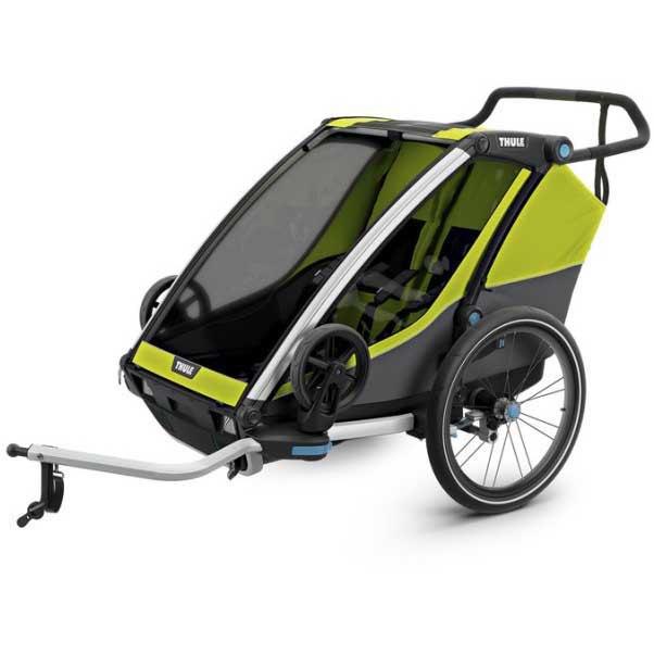 Remolques y carritos Chariot Cab 2