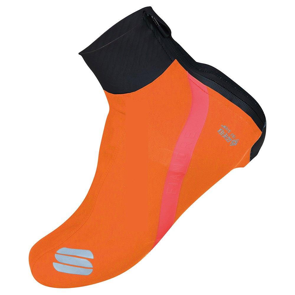 Sportful Fiandre XXL Black / Orange SDR