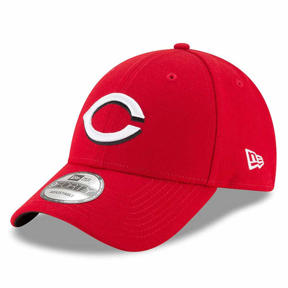 New Era Mlb The League Cincinnati Red Otc One Size Red