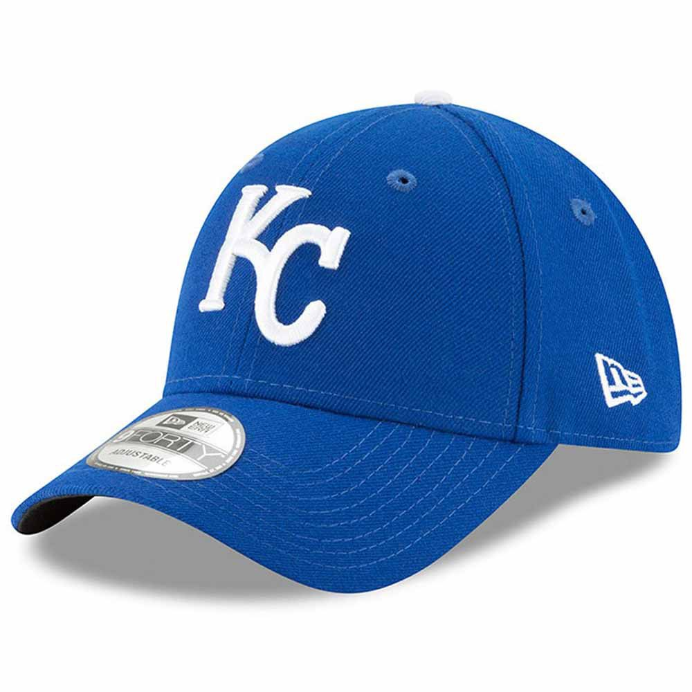 New Era Mlb The League Kansas City Royals Otc One Size Blue