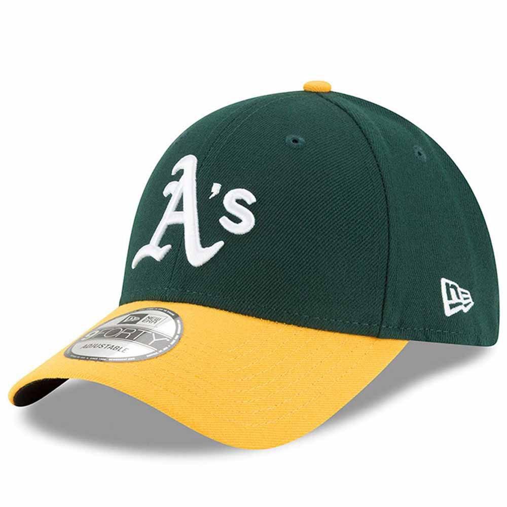 New Era Mlb The League Oakland Athletics Otc One Size Dark Green