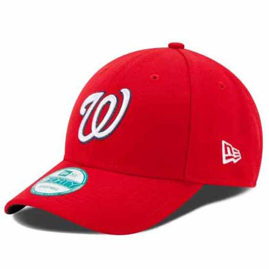 New Era Mlb The League Washington Nationals Otc One Size Red