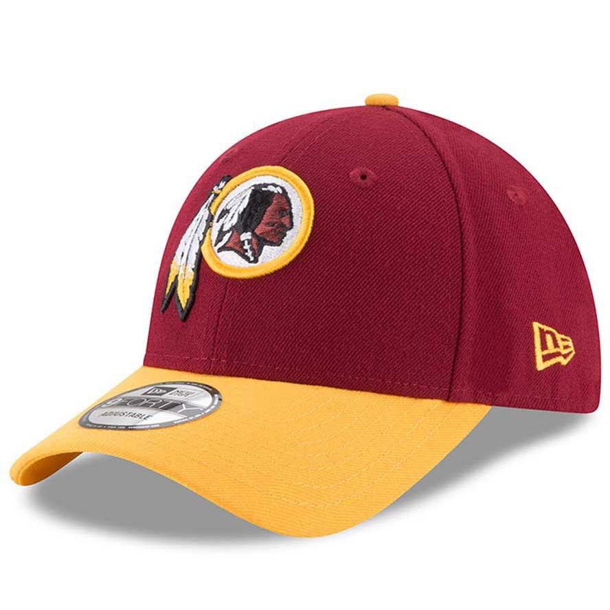 New Era Nfl The League Washington Redskins Otc One Size Dark Red