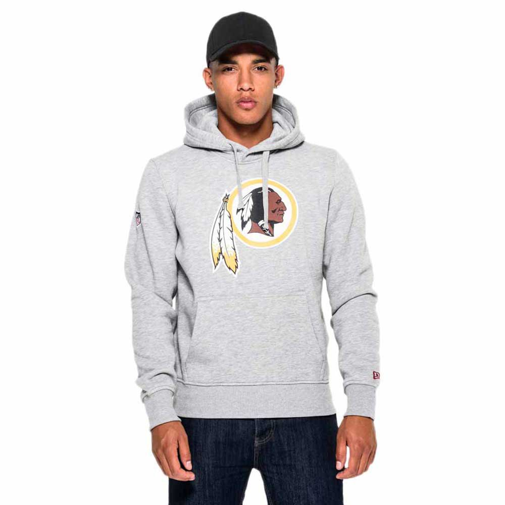 New Era Nfl Team Logo Washington Redskins S Grey