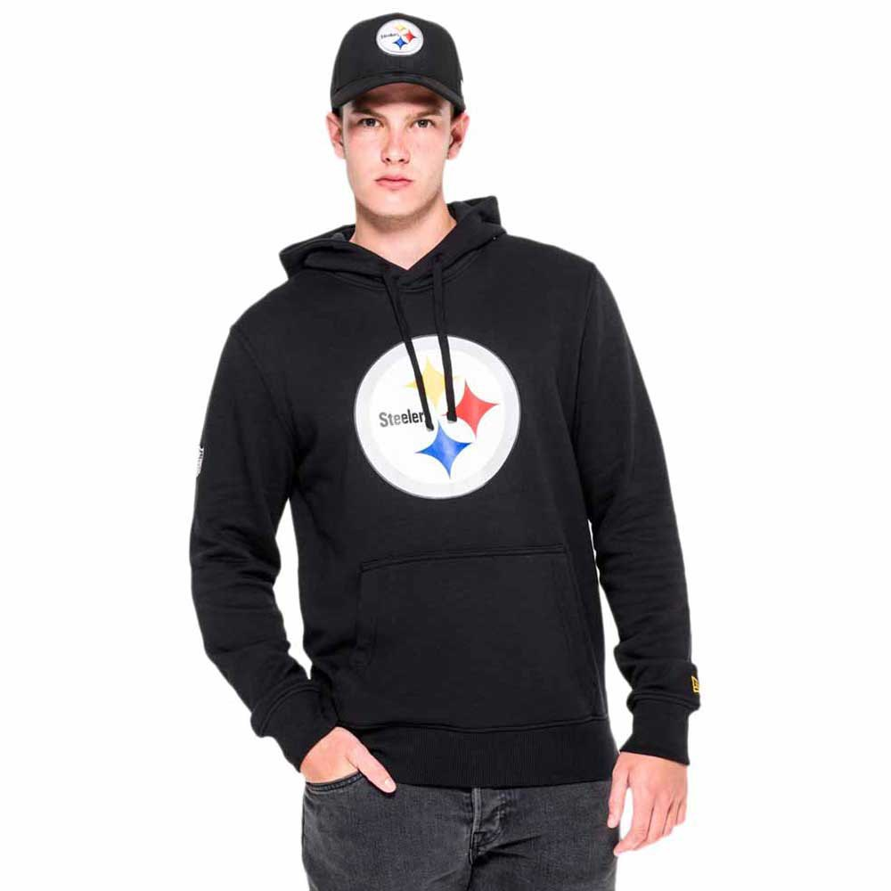 New Era Nfl Team Logo Pittsburgh Steelers XXXL Black