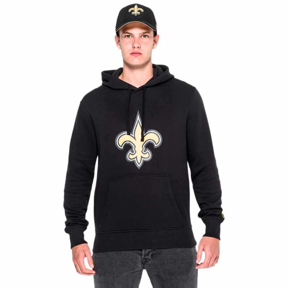 New Era Nfl Team Logo New Orleans Saints XL Black