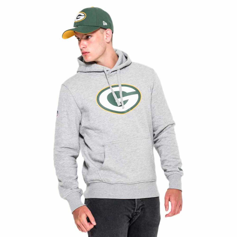 New Era Nfl Team Logo Green Bay Packers XS-S Grey