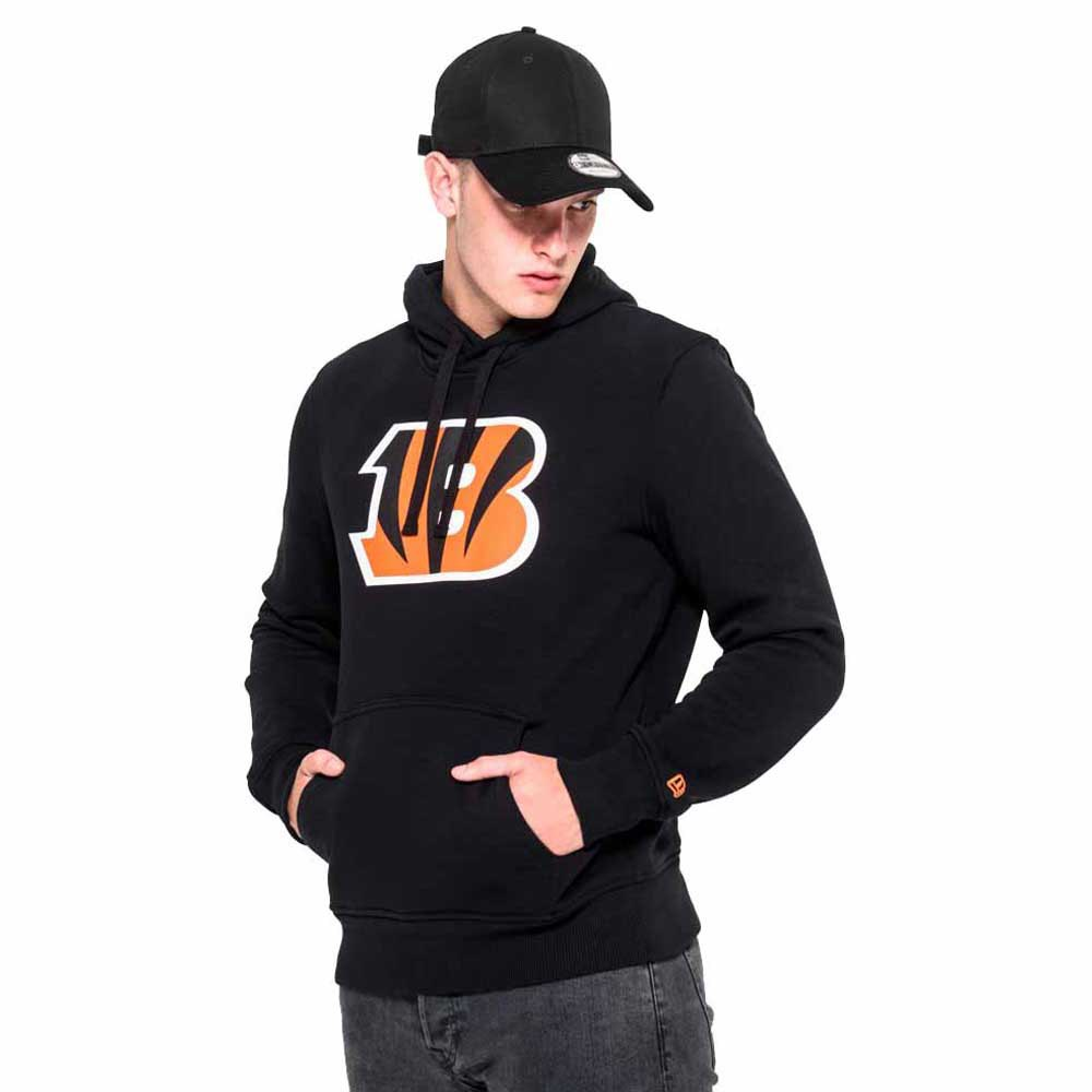 New Era Nfl Team Logo Cincinnati Bengals XXXXL Black