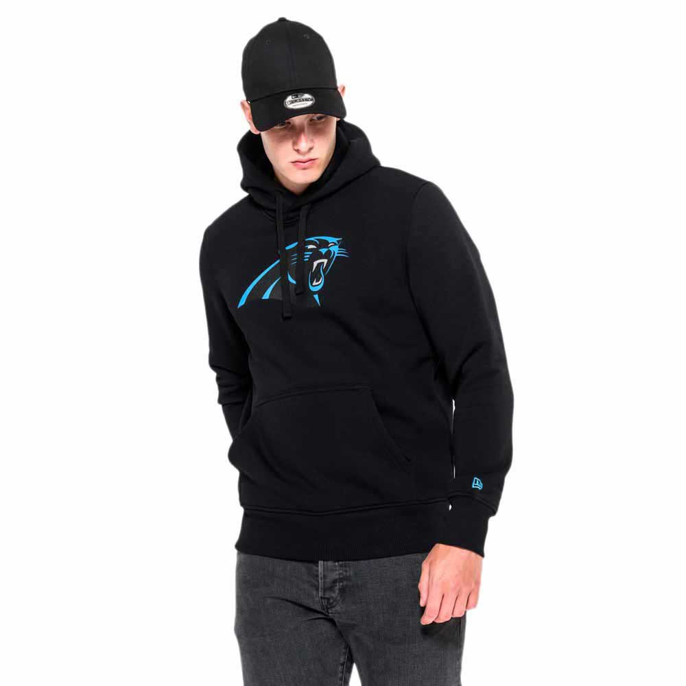 New Era Nfl Team Logo Carolina Panthers XXXXL Black
