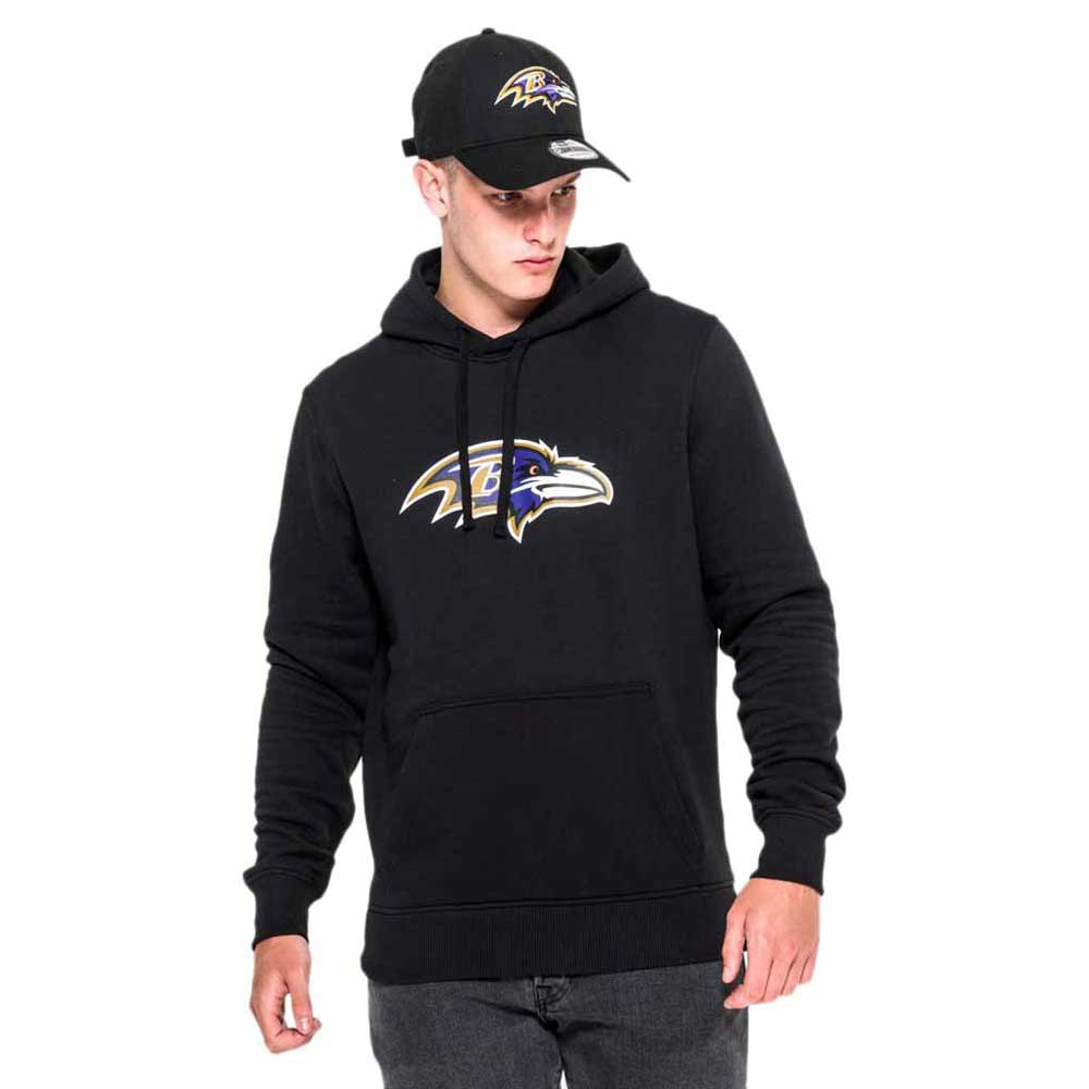 New Era Nfl Team Logo Baltimore Ravens XXL Black