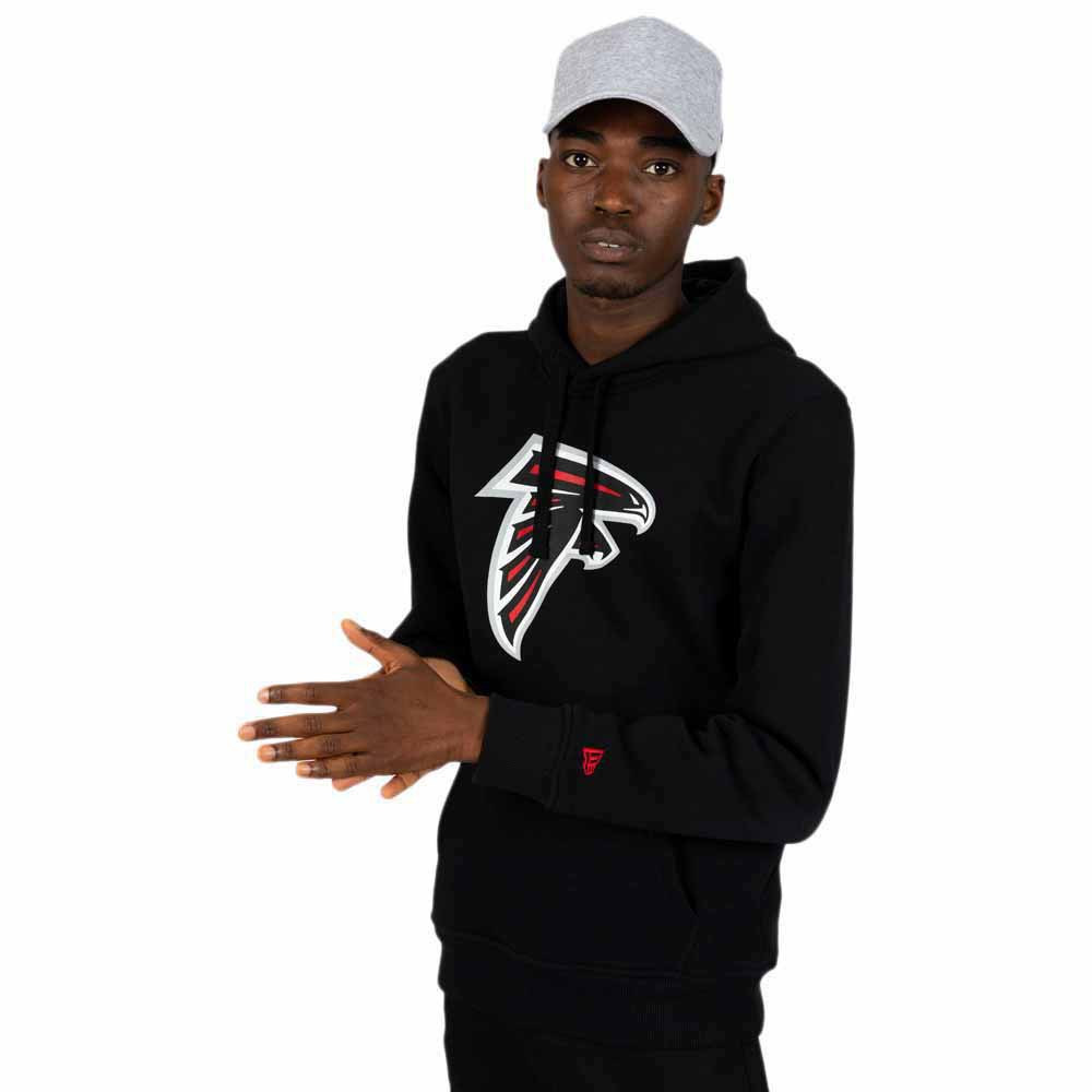 New Era Nfl Team Logo Atlanta Falcons XXL Black
