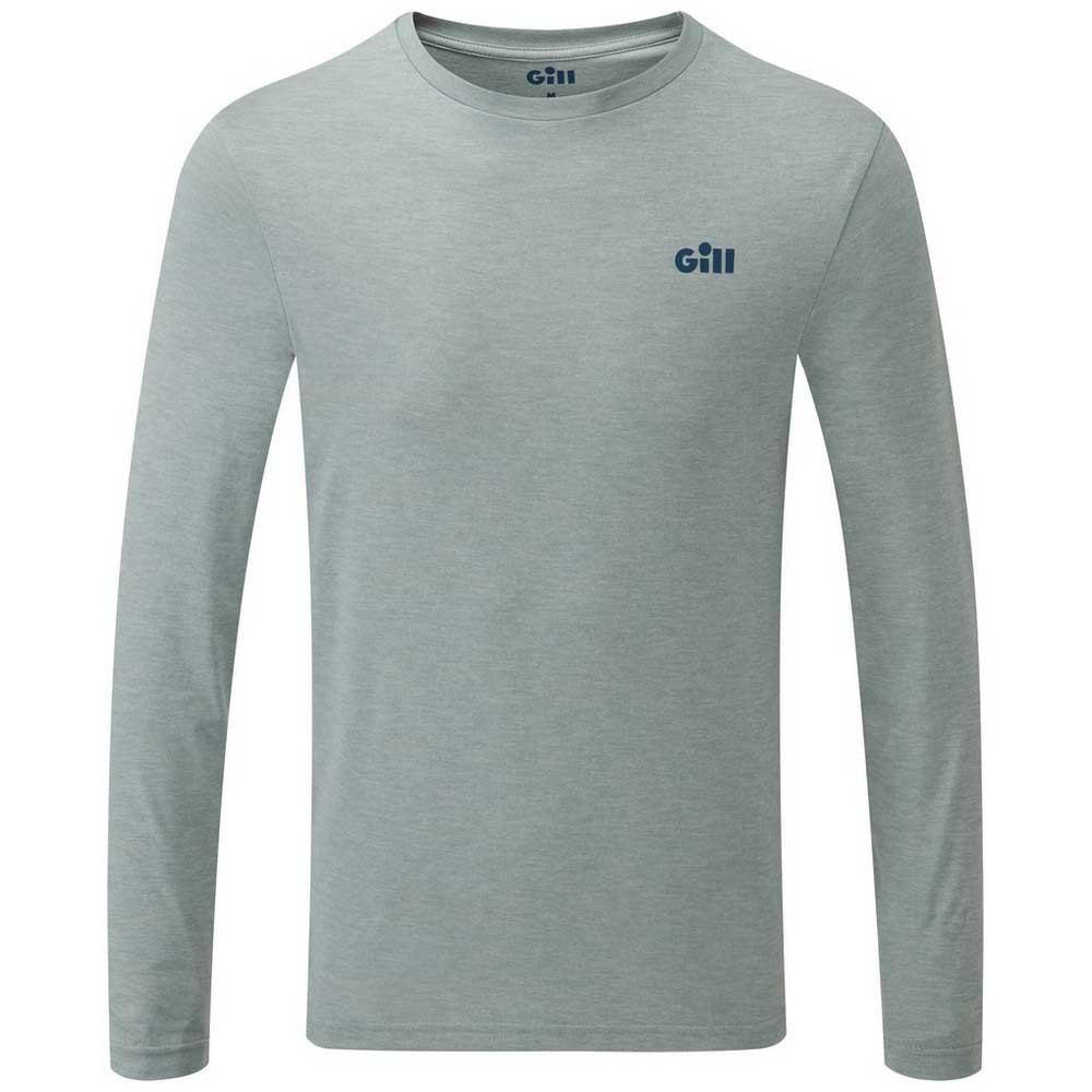 Gill Holcombe Crew Sweatshirt XS Grey Marl