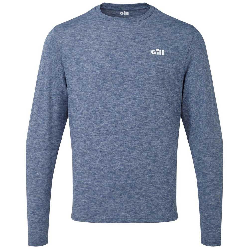 Gill Holcombe Crew Sweatshirt XL Ocean