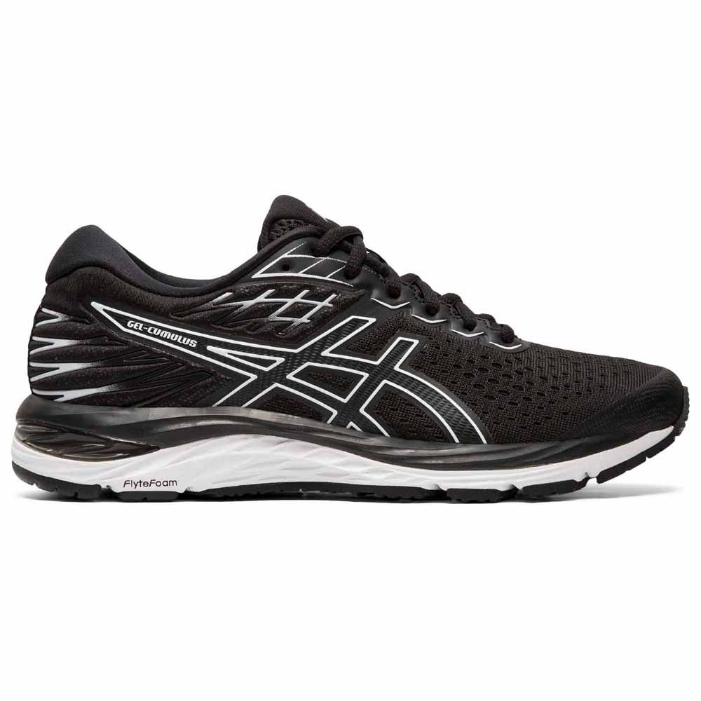 Asics Gel Cumulus 21 EU 35 1/2 Black / White
