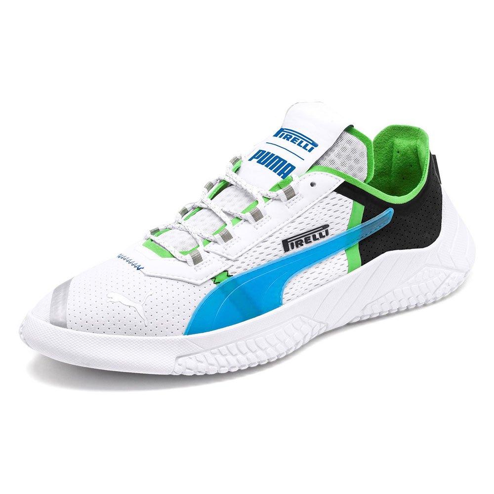Puma Select T X Pirelli EU 45 White / Black / Blue / Green