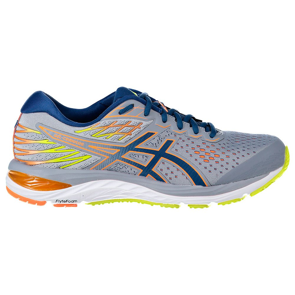Asics Gel Cumulus 21 EU 43 1/2 Sheet Rock / Mako Blue