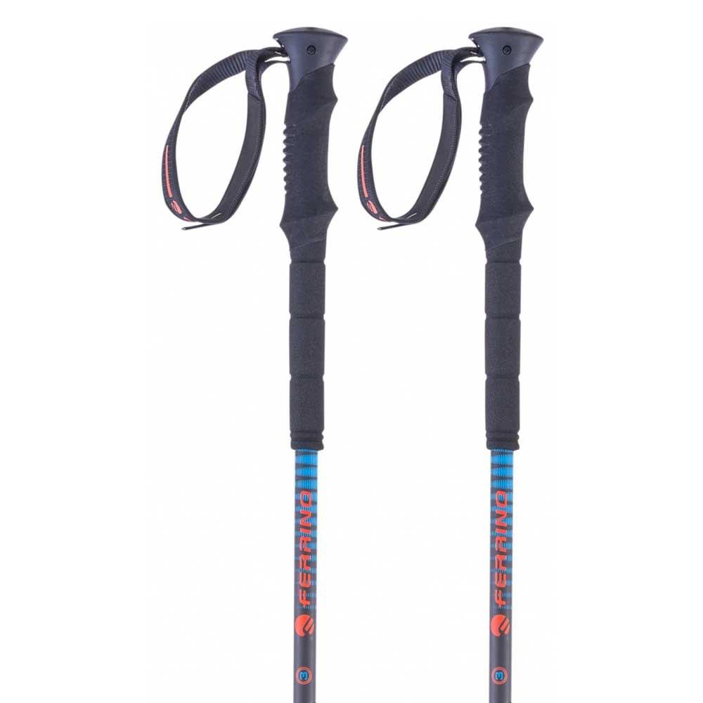 Ferrino Stick Nuptse Pair 60-135 cm Blue / Black