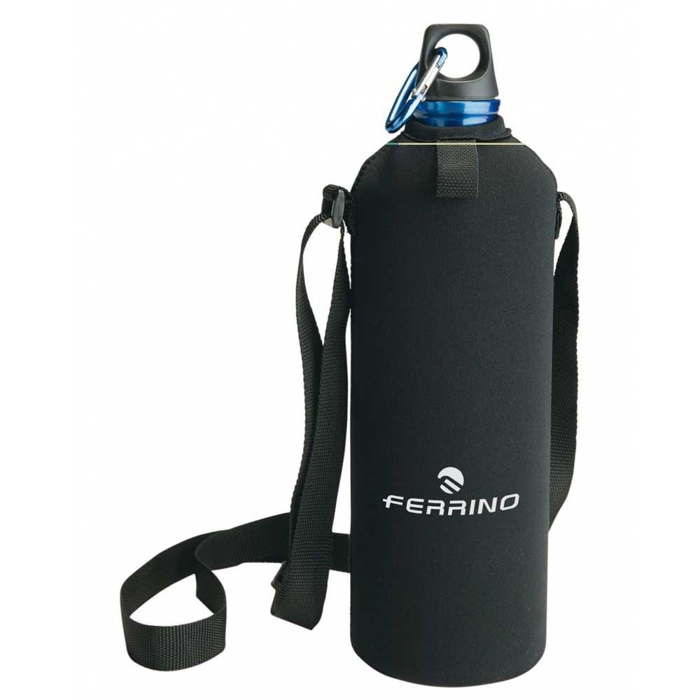 Ferrino Alu Drink Neoprene 1l One Size Black