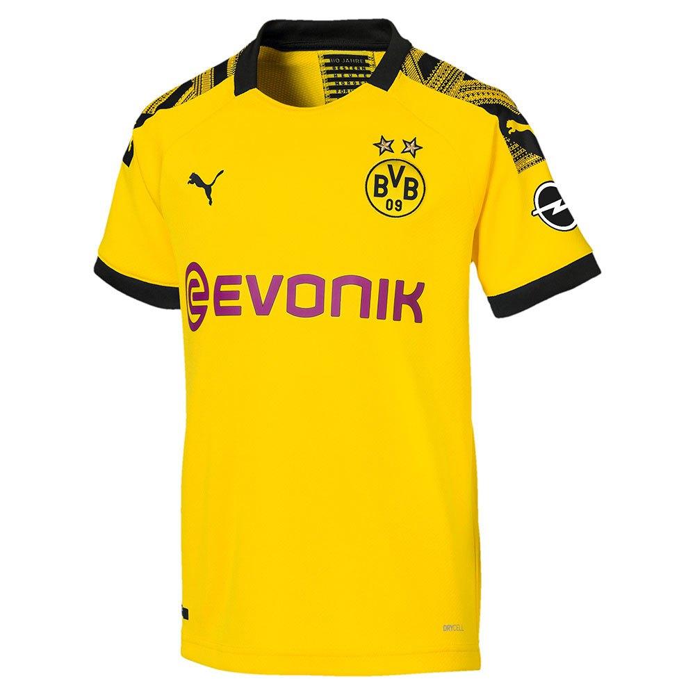 Puma Borussia Dortmund Home 19/20 Junior 140 Cyber Yellow / Puma Black