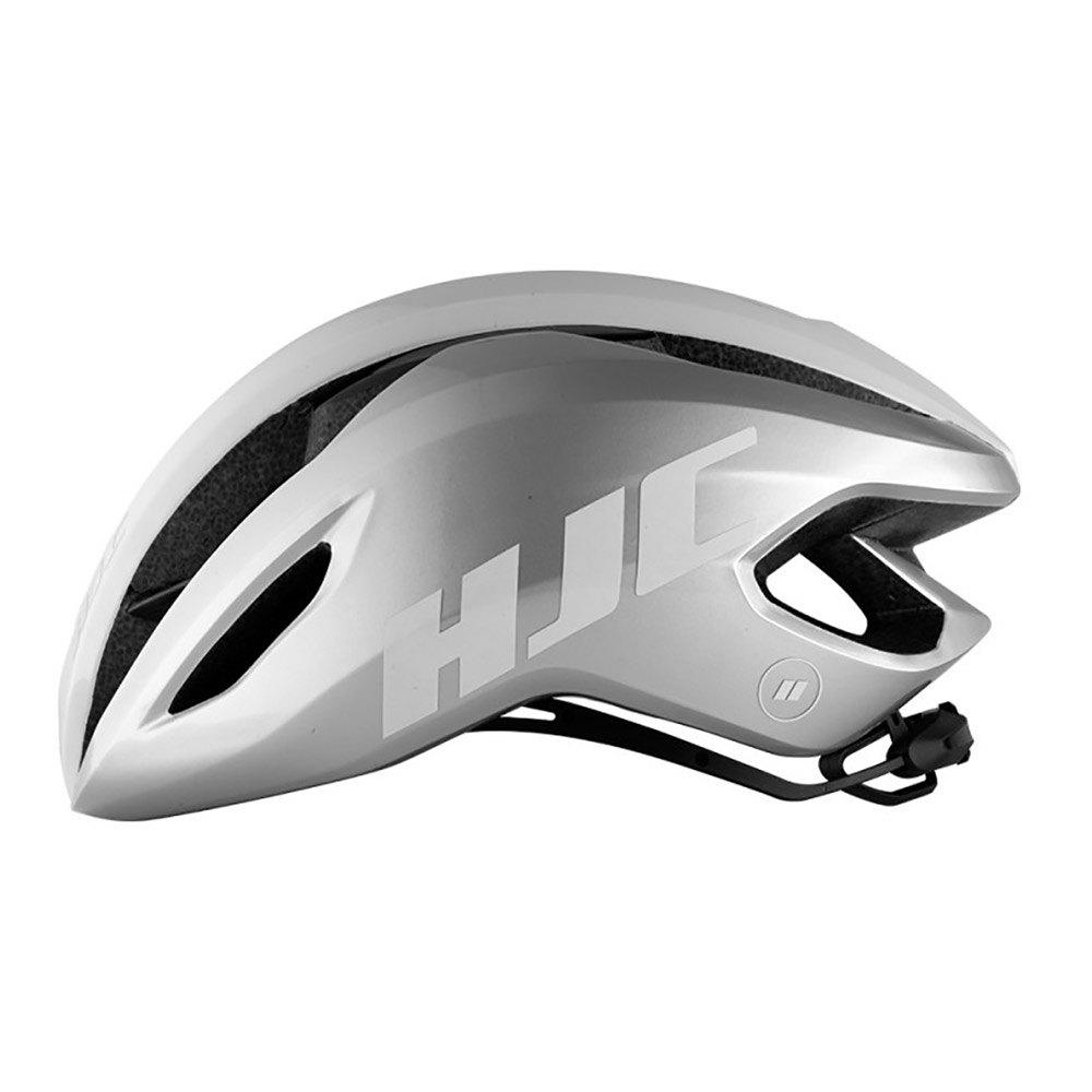 Hjc Valeco S Silver / White