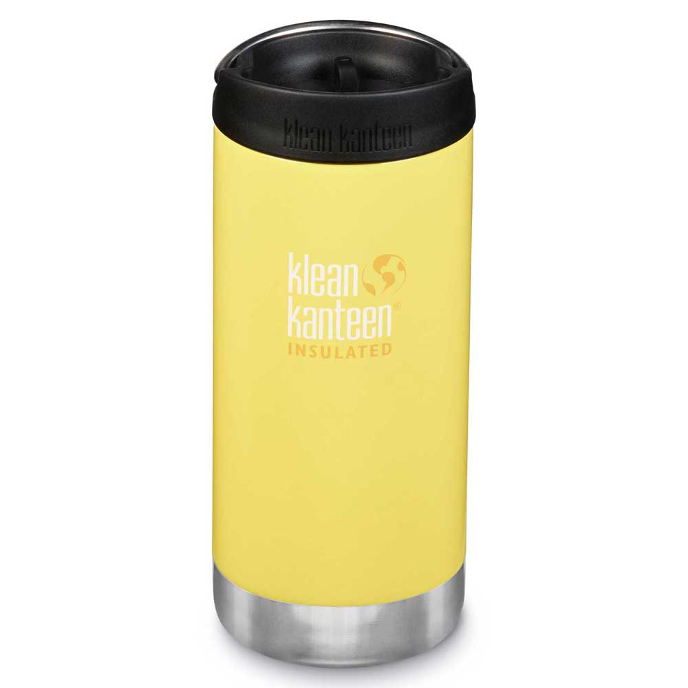 Klean Kanteen Insulated Tkwide 355ml Coffee Cap One Size Buttercup