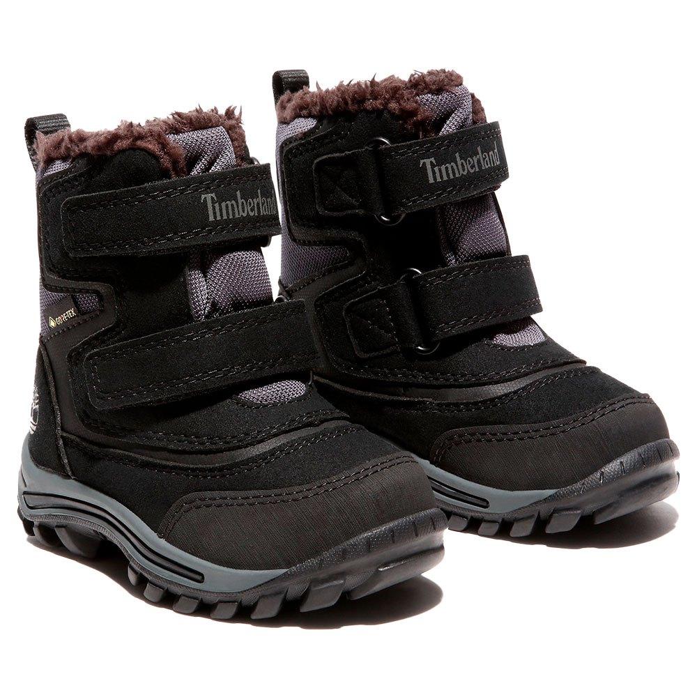 Timberland Chillberg 2-strap Goretex Toddler EU 27 Jet Black