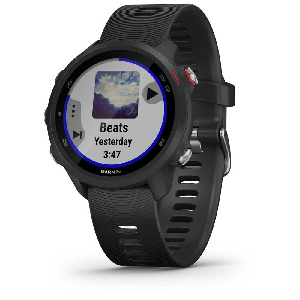 Garmin Forerunner 245 Music One Size Black