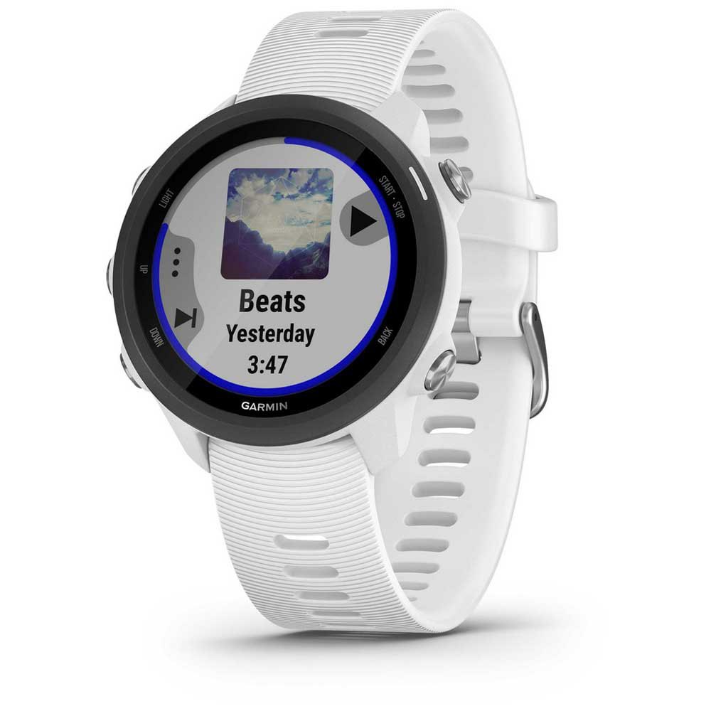 Garmin Forerunner 245 Music One Size White