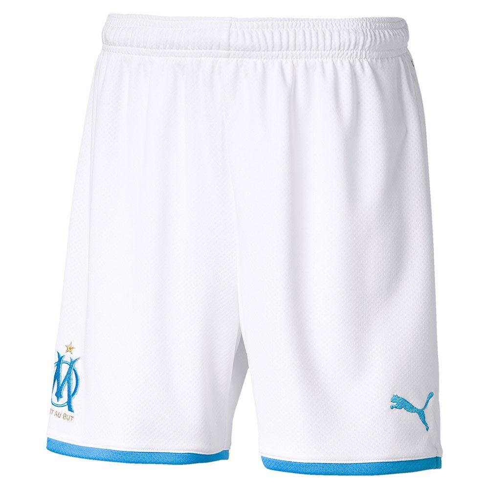 Puma Olympique Marseille Home 19/20 Junior 176 Puma White