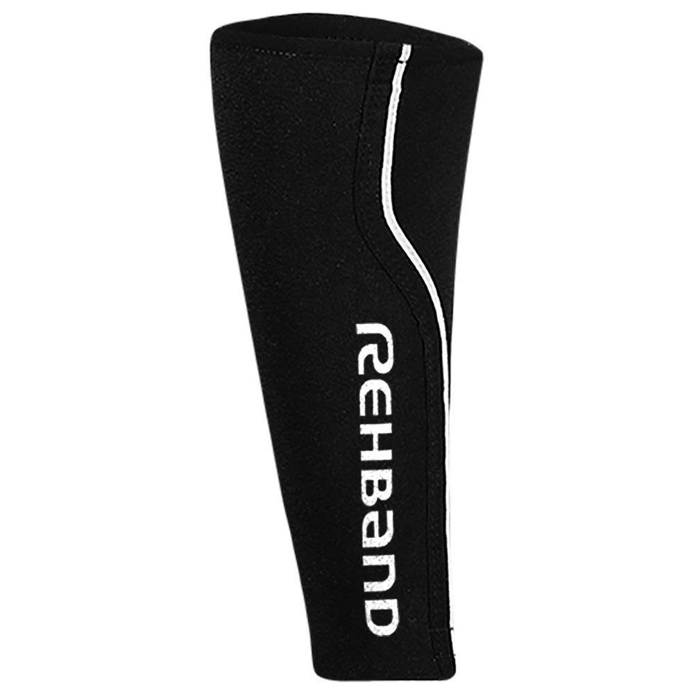 Rehband Qd Forearm Sleeve 1.5 Mm Pair L Black