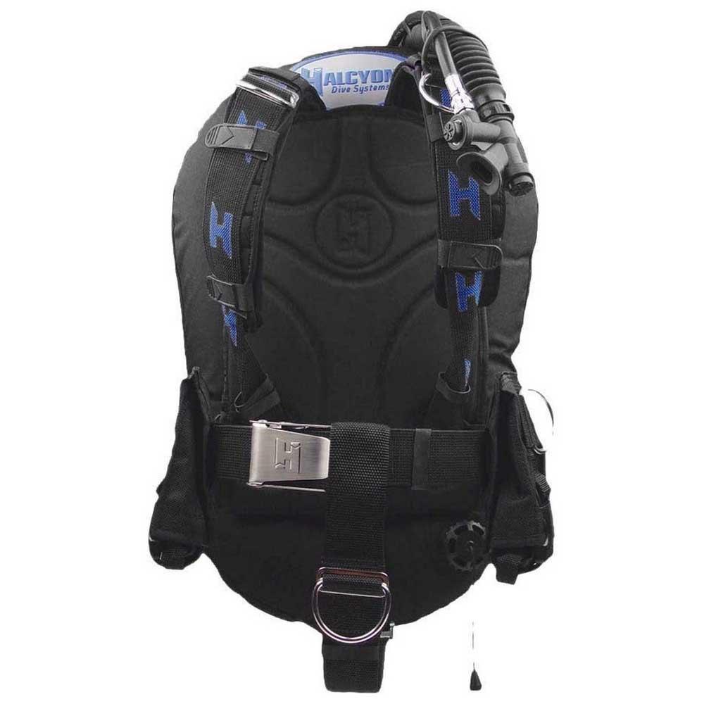 Halcyon Infinity 30 Standard Al Backplate Convertible Sta Tarierjacket Black Westen Infinity 30 Standard Al Backplate Convertible Sta Tarierjacket