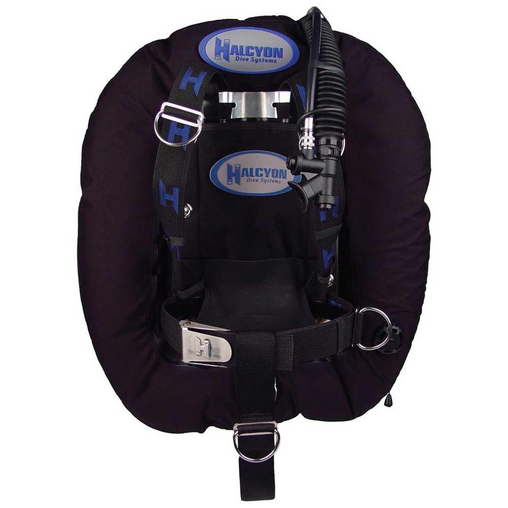 Halcyon Evolve 40 Klein Ss Backplate Tarierjacket Westen Evolve 40 Klein Ss Backplate Tarierjacket