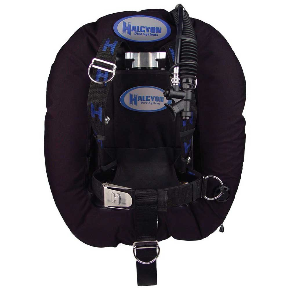 Dive Supply Halcyon Evolve 60 Standard Stainless Steel Backplate Cinch Quick-adjust Harness One Size
